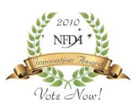 2010 NFDA Innovation Award Vote Now!