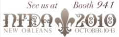 See Us at NFDA 2010 in New Orleans Booth 941 October 10-13
