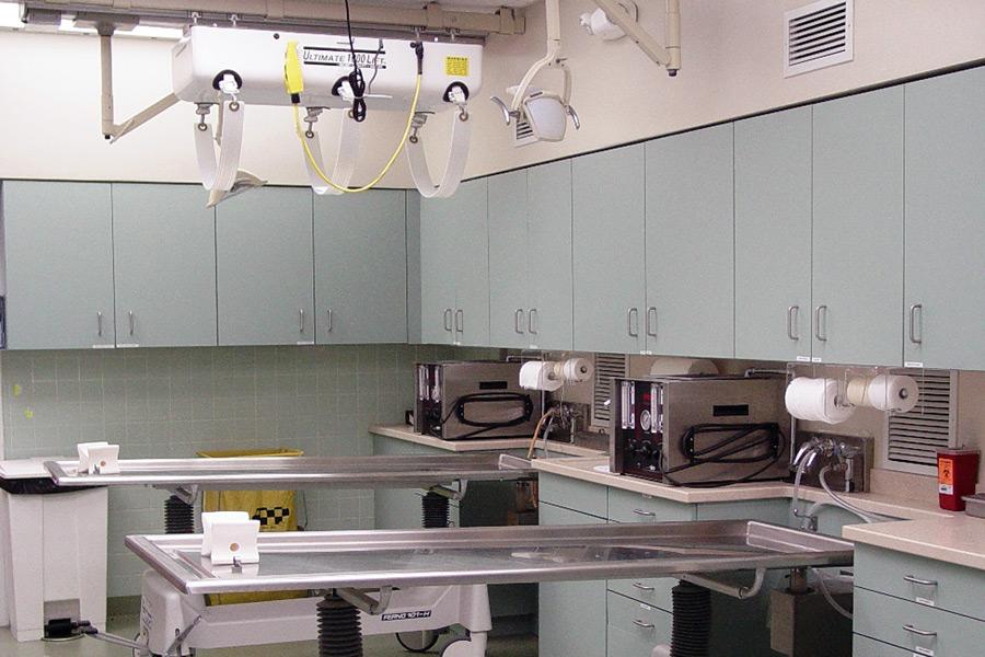 Omps Preparation Room Design