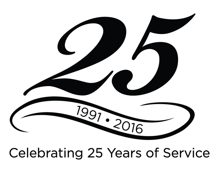 25th Anniversary for Duncan Stuart Todd